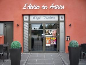 David Orta à l'Atelier Des Artistes