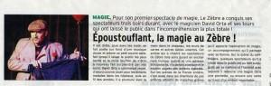 """Journal """"La Dépêche Du Bassin"""""""
