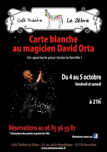 David ORTA octobre